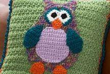 crochet ideas / by Elaine Browne