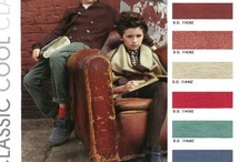 color   forecast fall/Winter 2013-2014 / by Katie Hatch