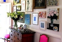 decorating / DagmarBleasdale.com: decorating ideas / by Dagmar Bleasdale (Dagmar's Home)