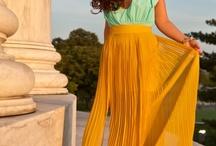 fashion fancy pants / by Meghan Bafigo