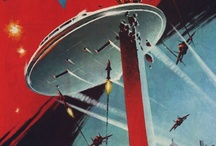 Sci-Fi & Fantasy / All things that are Science Fiction, Fantasy -- Retro and otherwise / by George Madrid