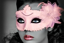 Corsets and Masks~ / by Janet's Creative Cottage