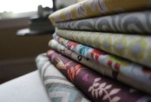 Sewing/Fabric Crafts / Any pin that I deem fabric hobby related.  / by Britton Avery