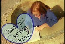 Writing Tips, Tricks & Inspiration (A New Group Board Now Seeking New Creative Bloggers & Writers!) / This Group Board is created to inspire and inform all writers, bloggers and/or people who want to improve their writing and blogging. We share Top Ten lists, Prompts, Writing Do's and Don'ts and More. Please send me an email if you would like to join us! We welcome new members to contribute as well.  / by Julie Jordan