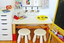 Children's Room Inspiration / by Terri ~ Creative Family Fun