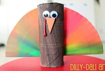 Thanksgiving for Kids / by Terri ~ Creative Family Fun