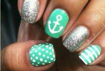Nail Ideas / Nail designs and polishes / by Cori Marie