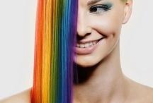 Hair-larious / by Pamela MacNeille