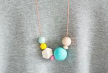 DIY - Jewelry + Accessories / diy about fashion, tshirt, accessories and bags #diy #socutemag #fashion / by Eleonora Castellari