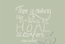 For our home / by Abby Moore