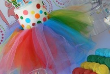 Birthday Party Pooper - Girls / by Carrie Schultz Soto