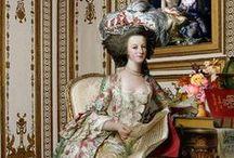 Marie Antoinette Lookbook / by Marisa Firebaugh