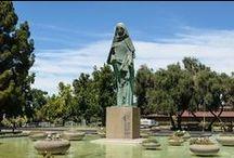 See Art in Santa Clara / Santa Clara is home to many pieces of art that reflect the City's rich history. / by Visit Santa Clara, CA