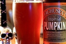 The Year of Pumpkin Beers / Every pumpkin beer I've tried this year. / by Bruce Vencill