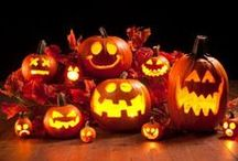 """This Is Halloween / """"Nothing on Earth so beautiful as the final haul on Halloween night."""" ~ Steve Almond / by Elisa Locati"""