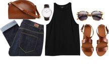 Style + Fashion / by Madison Deegan