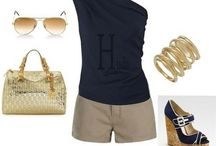 My Style / Looks to keep in mind when I go shopping. / by Danielle Manes