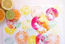 Kids / Creative ideas and activities for the small ones. / by Kristy Woudstra