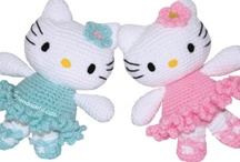 Hello Kitty :) / by Susan Taylor