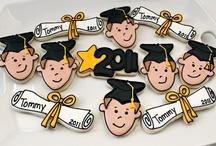 Cookies - School / Gratuation / by Debra Richter-Silnicki