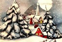 Vintage Greeting Cards / by Lori Cogswell