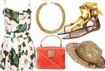 Spring/Summer Fashion / by O So Chic