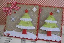 Kerstkaarten/winterkaarten / by Yvonne van Dijk