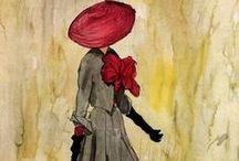 Fashion Art / by Gayla Selph
