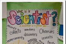 Science / by Nicole Cruz Van Zuiden