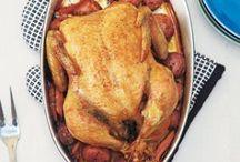 Food - Chicken & Pork / by Rebecca N