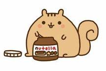 Yummy Nutella / by Elizabeth Elmore