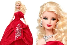 Barbie how the years have changed you / by Wendy Alley