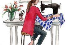 Sewing / by Katharina McDermott