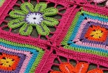 Crochet patterns / by Tony-Krystal Fisher
