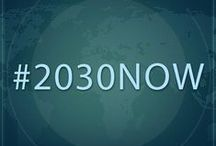 #2030NOW / Through technology and new media coupled with people power, what can we achieve collectively by 2030? Share your idealism and action at Social Good Summit, 21-22 September 2014, and continue the conversation using #2030NOW. / by Yangbo Du