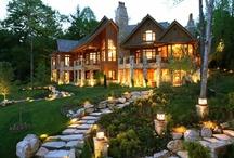 A house made of dreams... / by Faith Newman