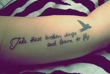 ink / by Faith Newman