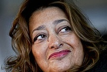 Zaha Hadid, radical / The first woman to win the Pritzker Prize for Architecture in its 26 year history... so radical, we've seen nothing yet / by Alexandre Cardon