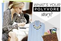 Polyvore Contests / Already building sets for fun? Enter a set on Polyvore and you could win some fantastic prizes while you're at it! / by Polyvore
