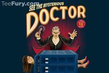 It's Bigger on the Inside / Doctor Who!!!! / by Meghan Halloran