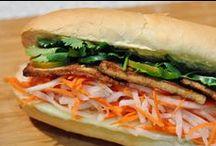 Sandwiches/ Veggie Burgers / by Denise S.
