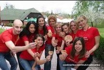 Cool okupljanje 2013. / U prekrasnom okruženju Podravkinog rekreacijskog centra odazvao se je veliki broj korisnika gdje smo zajedno obilježili ne samo 5. okupljanje, već i proslavili 10. godišnjicu Coolinarike. / by Coolinarika Podravka