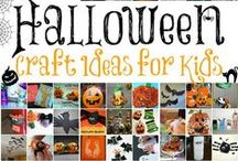 Happy Halloween! / A board for all of our inspired Halloween Decorations, Activities, Crafts, Costumes and more! / by TestingMom.Com