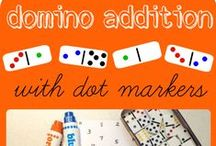 Early Math Activities / Creative and fun ways to teach your preschooler about MATH!!! / by TestingMom.Com