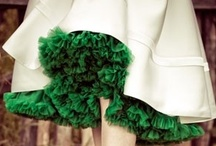 Green With Envy / by Lucy Takes a Trip Vintage