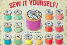Sewing / by Kathi Taft