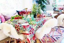 Interiors / by Lucy Takes a Trip Vintage