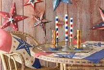 4th of July ~ Independence Day / by The Gunny Sack