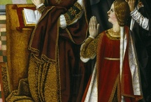 Gotico Tardio (1400-1490) / by Viviana Ceminelli