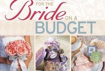 Budget Wedding Ideas / Inexpensive wedding accessories, Special sales and thrifty ideas for the bride on a tight budget ( ok that's most of us!) Enjoy! / by Affordable Elegance Bridal